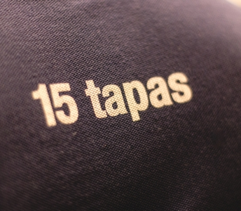 15 TAPAS